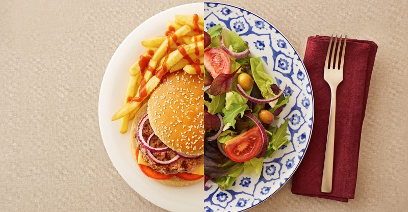 what can an unhealthy diet cause